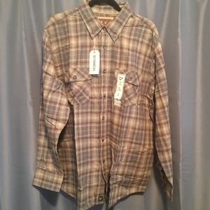 NWT Outdoor Life Flannel